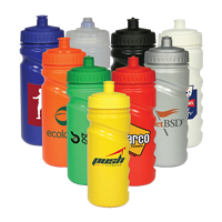 Sports Bottle 500Ml White