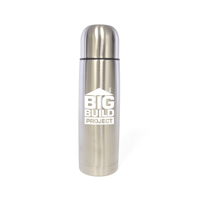 Dale 1 Litre Stainless Steel Vacuum Flask