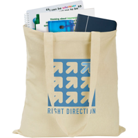 5oz Promotional Cotton Shopper