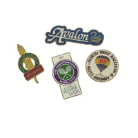 Hard Enamel Badges