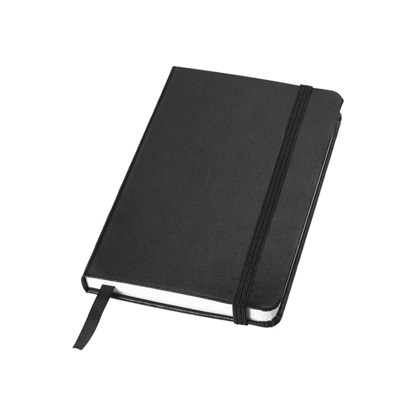 Classic A6 hard cover pocket notebook