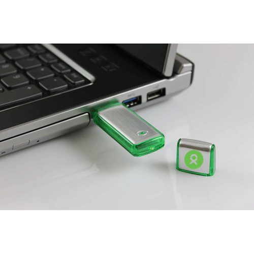 Printed Promotional Classic USB Flash Drive